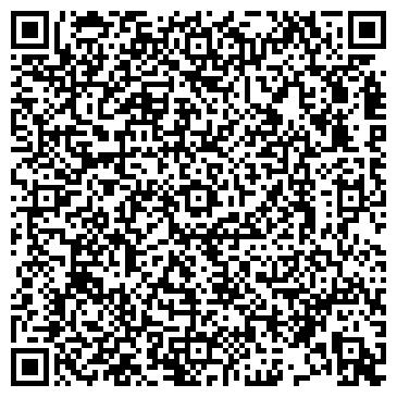 QR-код с контактной информацией организации Торговый Дом - Роза