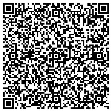 QR-код с контактной информацией организации LTD Креативное агентство IC