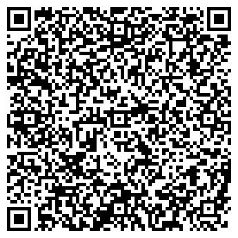 QR-код с контактной информацией организации ИП  Фёдоров Ю.А.