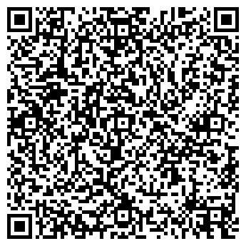QR-код с контактной информацией организации ООО Элементс