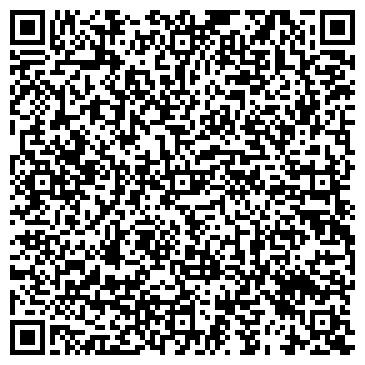 QR-код с контактной информацией организации Магия декора, ООО