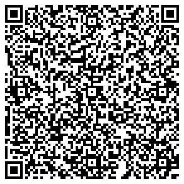 QR-код с контактной информацией организации Венеция интерьер-салон, ООО