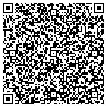 QR-код с контактной информацией организации Патио студия интерьера, ООО