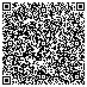 QR-код с контактной информацией организации Идиллия (Салон штор), ООО