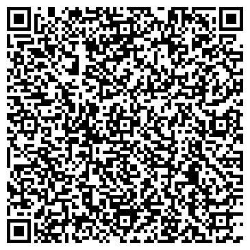 QR-код с контактной информацией организации Дизайн студия ТюльПан, ЧП