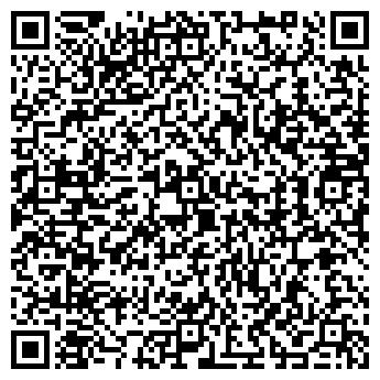 QR-код с контактной информацией организации Аверс-торг, ООО