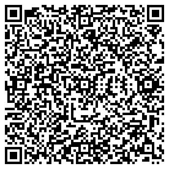 QR-код с контактной информацией организации Баккара, ЧП