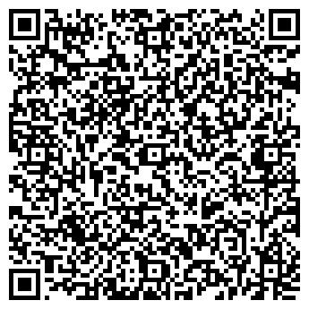 QR-код с контактной информацией организации Европласт, ИП