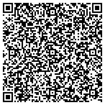 QR-код с контактной информацией организации Авангард студия штор, ИП