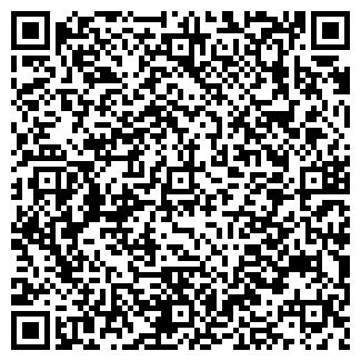 QR-код с контактной информацией организации Стеклохолст