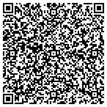 QR-код с контактной информацией организации Компания RAS, ЧП