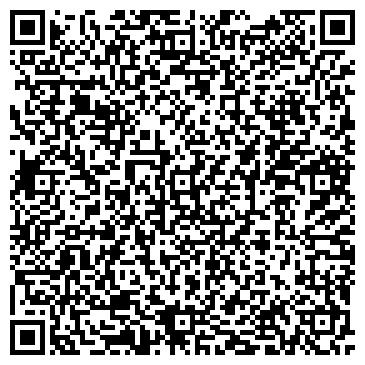 QR-код с контактной информацией организации Сана центр, ЧП