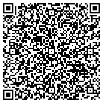 QR-код с контактной информацией организации Субъект предпринимательской деятельности ВІТРАЖНА КОМПОЗИЦІЯ