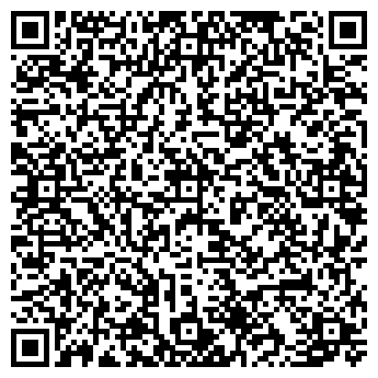 QR-код с контактной информацией организации салон Двери плюс