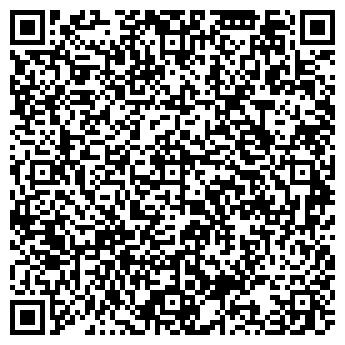 QR-код с контактной информацией организации Glass INDUSTRY