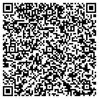 QR-код с контактной информацией организации ЯСТРЕБ-АС