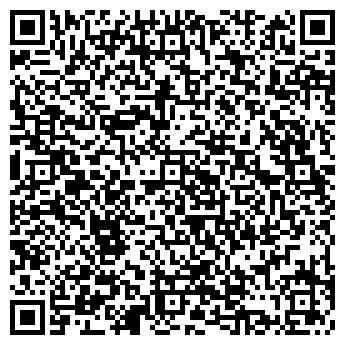 QR-код с контактной информацией организации ООО Спайк