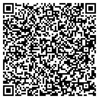 QR-код с контактной информацией организации ИМПЛАСТИКА