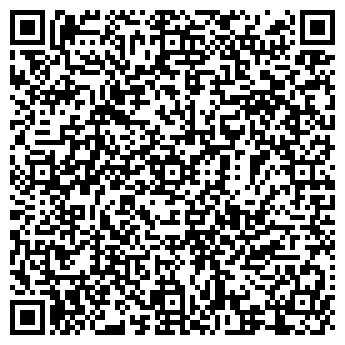 QR-код с контактной информацией организации ДЕПОРТ ИНТЕР
