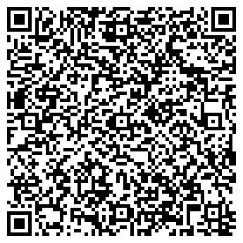 QR-код с контактной информацией организации Субъект предпринимательской деятельности СПД Ярышев