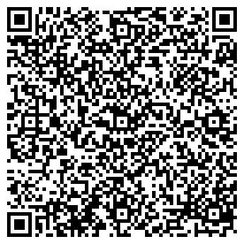 """QR-код с контактной информацией организации Школа здоровья """"Позитив"""""""