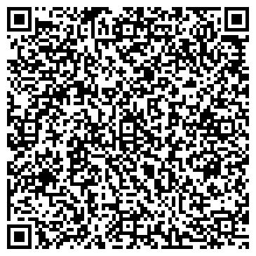QR-код с контактной информацией организации ТОО Красивая работа