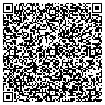 QR-код с контактной информацией организации ТОО «Almaty Travel Master»