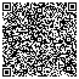 QR-код с контактной информацией организации JUST BA