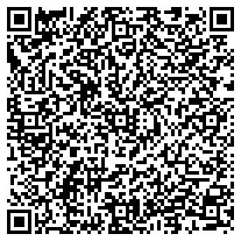 QR-код с контактной информацией организации Зеленый луг