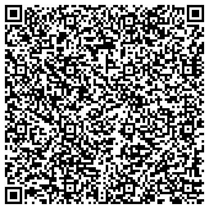 QR-код с контактной информацией организации Субъект предпринимательской деятельности Медицинский кабинет доктора А.Н.Гончарова