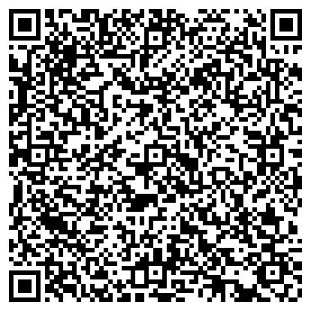 QR-код с контактной информацией организации «Мир в гармонии»