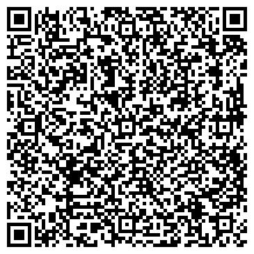 QR-код с контактной информацией организации ДЭНАС-центр Донецк