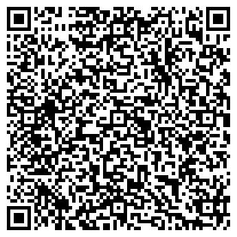 QR-код с контактной информацией организации ИРИС ДЕКО