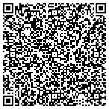 QR-код с контактной информацией организации Частное предприятие ИЗЮМСКИЙ ЗАВОД ОФТАЛЬМОЛОГИЧЕСКОЙ ЛИНЗЫ
