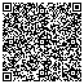 QR-код с контактной информацией организации budbest, ОП