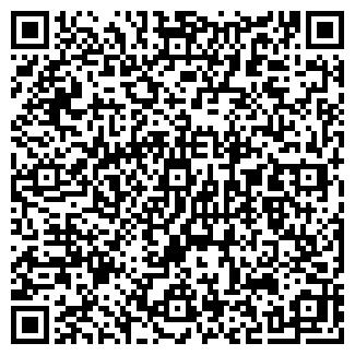 QR-код с контактной информацией организации ИП FrontTon