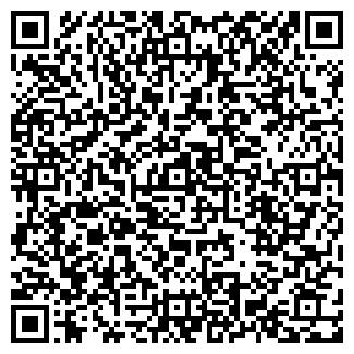 QR-код с контактной информацией организации Новатор