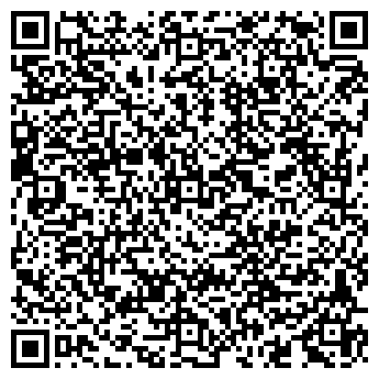 QR-код с контактной информацией организации ОДО «ИНТЕРЧАС»