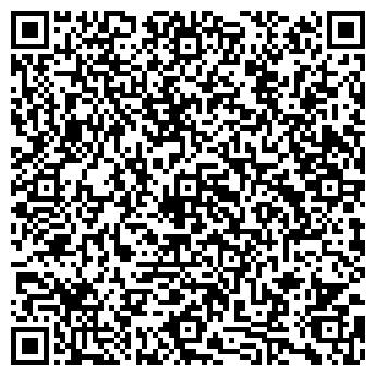 QR-код с контактной информацией организации Частное предприятие ТОО Потенциал