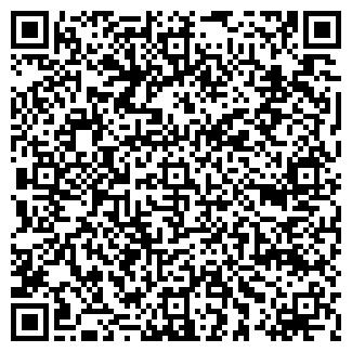 QR-код с контактной информацией организации ИП Реон