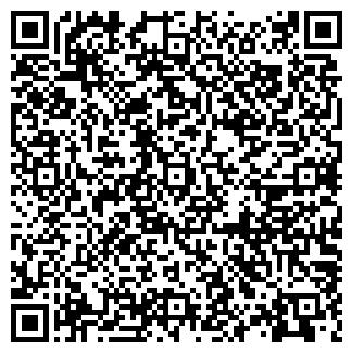 QR-код с контактной информацией организации ИП Роман