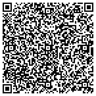 QR-код с контактной информацией организации A-One модельное агентство