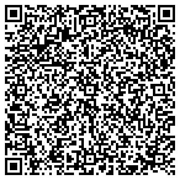 QR-код с контактной информацией организации PR компания Брендда, ООО