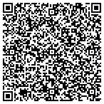 QR-код с контактной информацией организации VMVdesign (ВМВдизайн) Дизайн-студия ИП