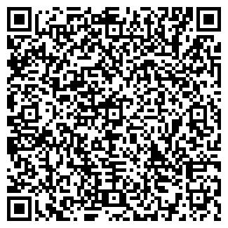QR-код с контактной информацией организации lady furshet