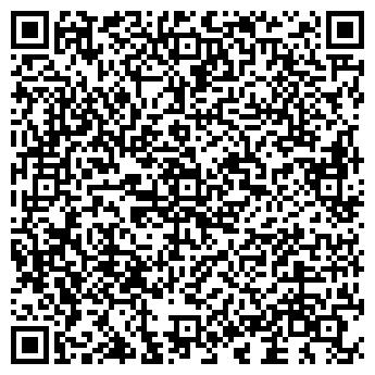 QR-код с контактной информацией организации ателье КАЧЕСТВО, Частное предприятие