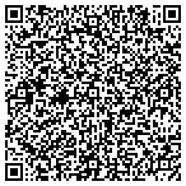 QR-код с контактной информацией организации Субъект предпринимательской деятельности Альманах штор