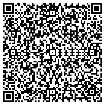 QR-код с контактной информацией организации Азия Тек Астана