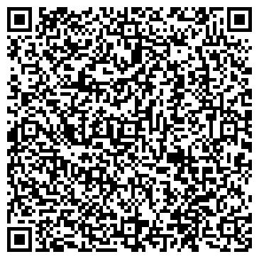 """QR-код с контактной информацией организации Салон штор """"Iнжу"""""""