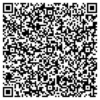 QR-код с контактной информацией организации Частное предприятие Корам